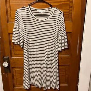 Moa Moa Striped Dress *medium*